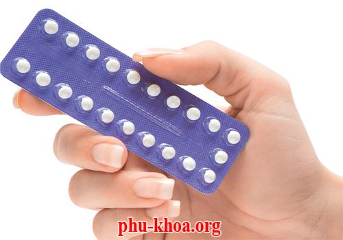 Uống thuốc tránh thai có hại cho sức khỏe không?